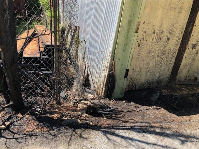 Natural Cover Fire - 1700 Block of SE Mill Street - 5-10-19 (Photo) featured image
